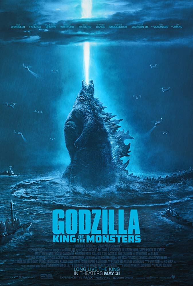 Godzilla : King Of The Monster