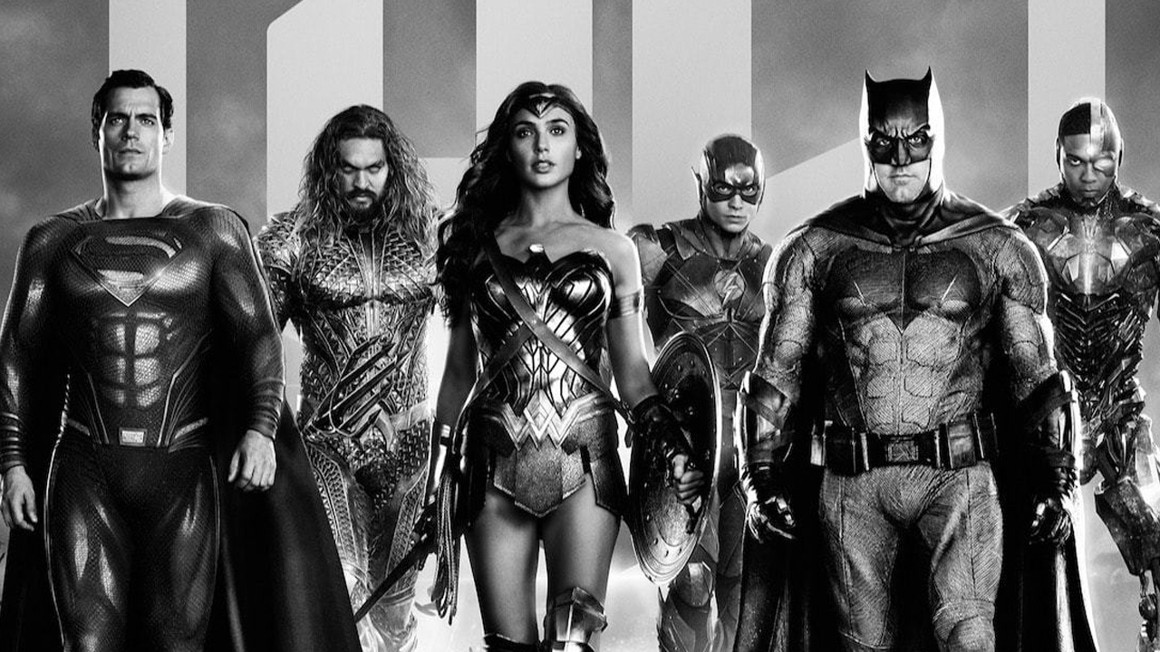 รีวิว ZACK SNYDER'S JUSTICE LEAGUE (2021)